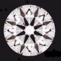 天然石ダイヤ・ハート&キューピット・0.340ct・Gカラー・VS-1・EXCELLENT・婚約指輪に最適ですよ!