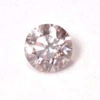 天然石ピンクダイヤ・0.182ct・VS-1・婚約指輪に最適ですよ!!